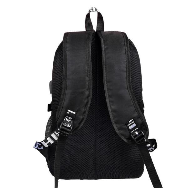 Home BTS Laptop USB Laptop Bagpack - The Kdom