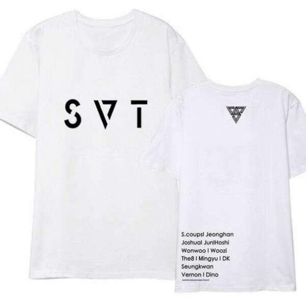 T-Shirts Seventeen 17 New T-Shirts - The Kdom