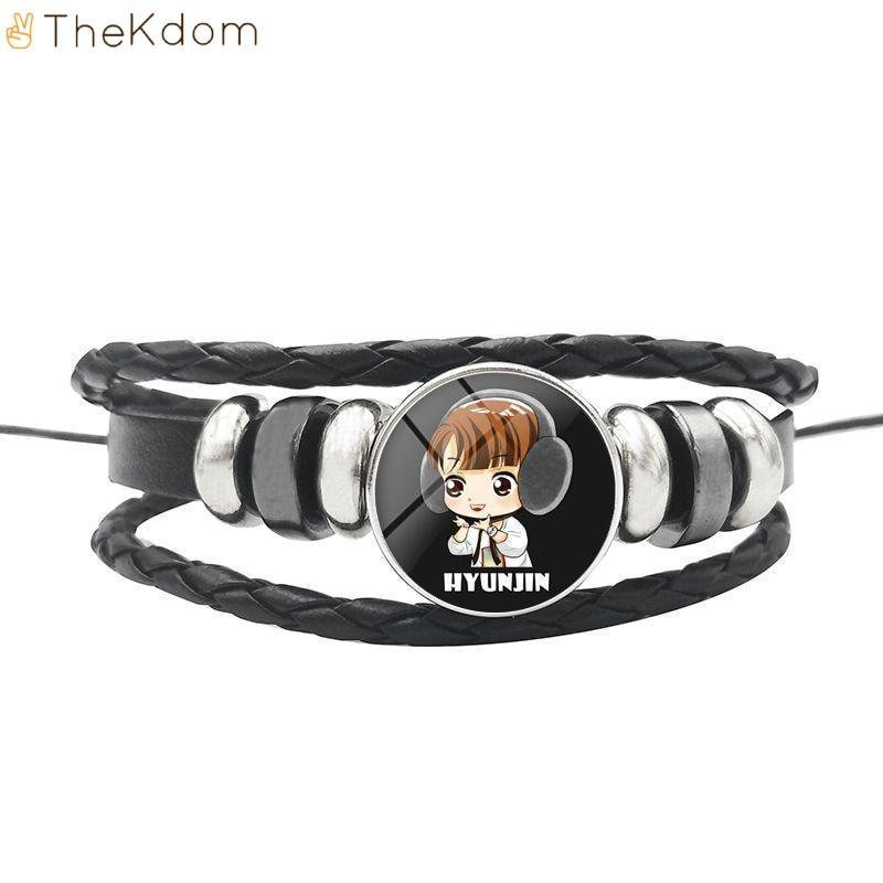 Home Cute Stray kids cartoon Bracelet - The Kdom