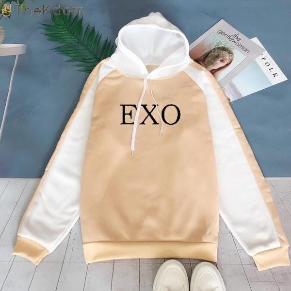 EXO New Design Hoodies - The Kdom