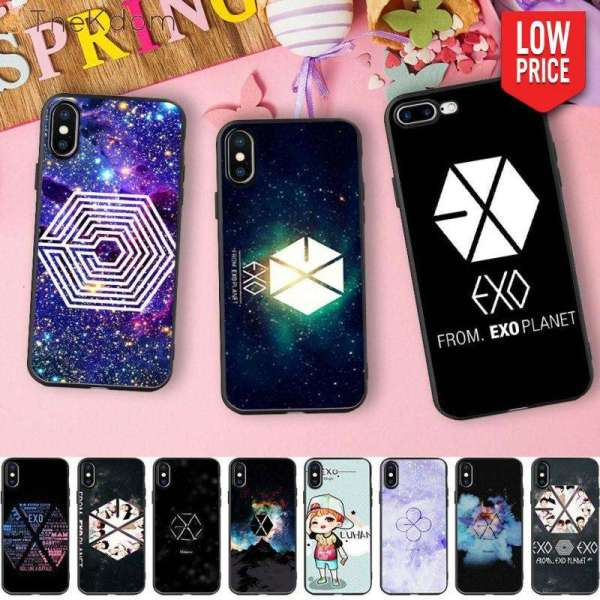 Fitted Cases EXO Phone Case for iPhone All Models - The Kdom