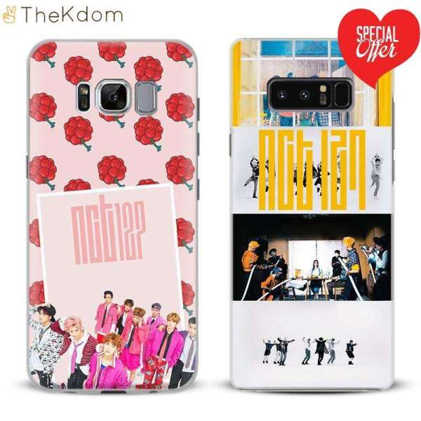 Half-wrapped Case NCT 127 Phone Case For Samsung All Models - The Kdom