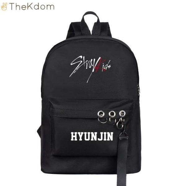 Backpacks New Stray Kids Backpack - The Kdom