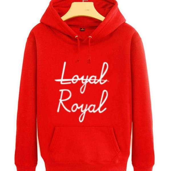"Sweaters ""Loyal Royal"" Sweatshirt - The Kdom"