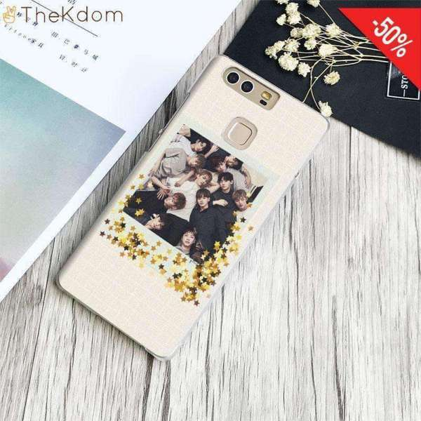 Half-wrapped Case Wanna One Phone Case For iPhone All Models - The Kdom
