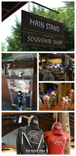 Souvenir Shop Bushkill Falls