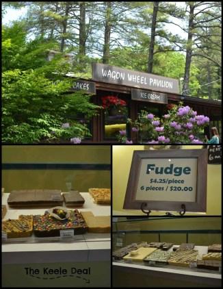 Wagon Wheel Pavilion - Bushkill Falls