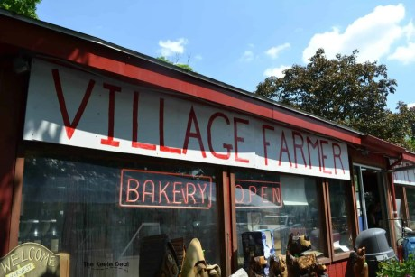 village farmer and bakery - Delaware Water Gap, PA