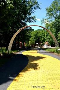 Wizard of Oz Park - Watkins Regional Park Maryland