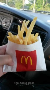 McDonald's Small French Fry