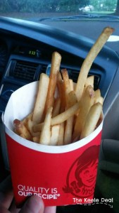 Wendy's Small French Fry