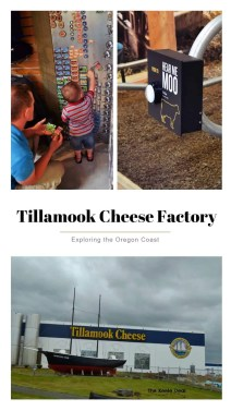 Tillamook Cheese Factory - Exploring the Oregon Coast.Visiting the Tillamook Cheese Factory - Tillamook Oregon #oregoncoast #travel