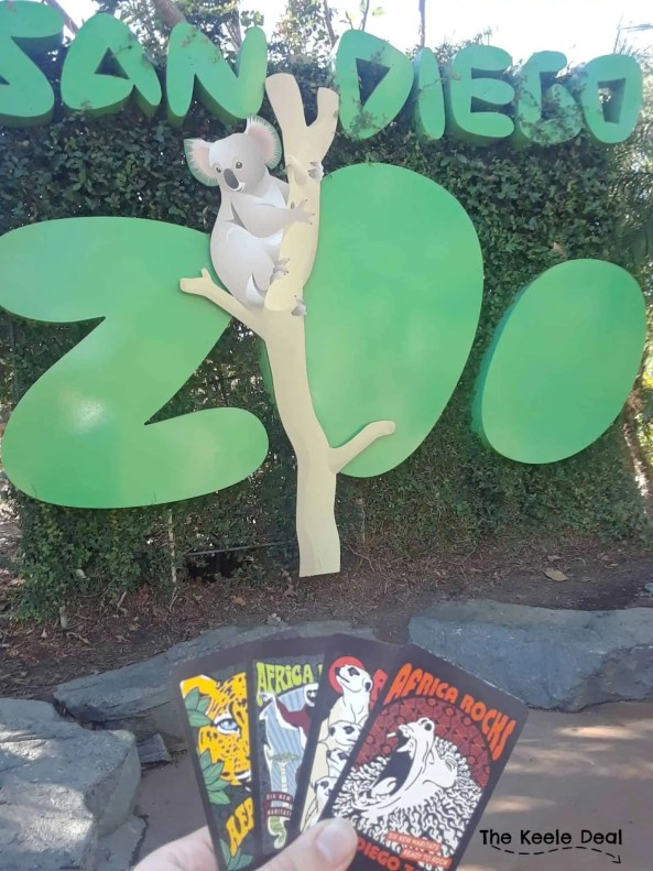 A Day at the San Diego Zoo. Helpful tips and ideas for how to spend your time. thekeeledeal.com #familytravel #SanDiego #California #Zoo #TravelDestinations #BucketList #TravelTips #PlacesToTravel