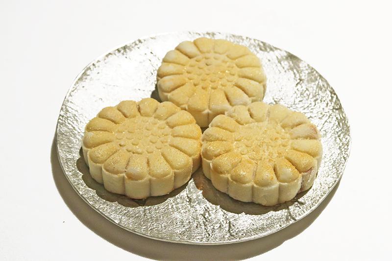 Gaggan Moon Cake