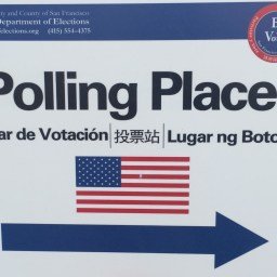 Reminder: Vote Today in California