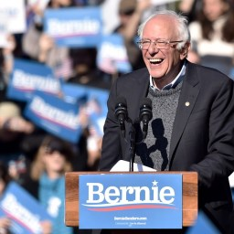 Bernie or Biden? I'm voting Bernie