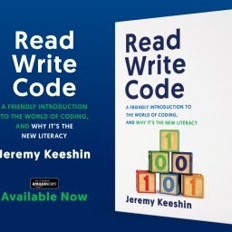 My New Book Read Write Code Launches Today!