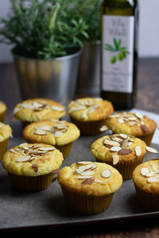 Low Carb Italian Almond Cake