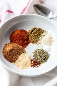 Mexican seasoning