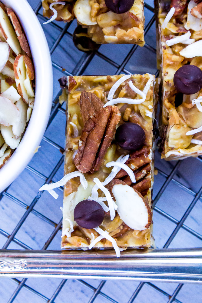 Low Carb Energy Bars