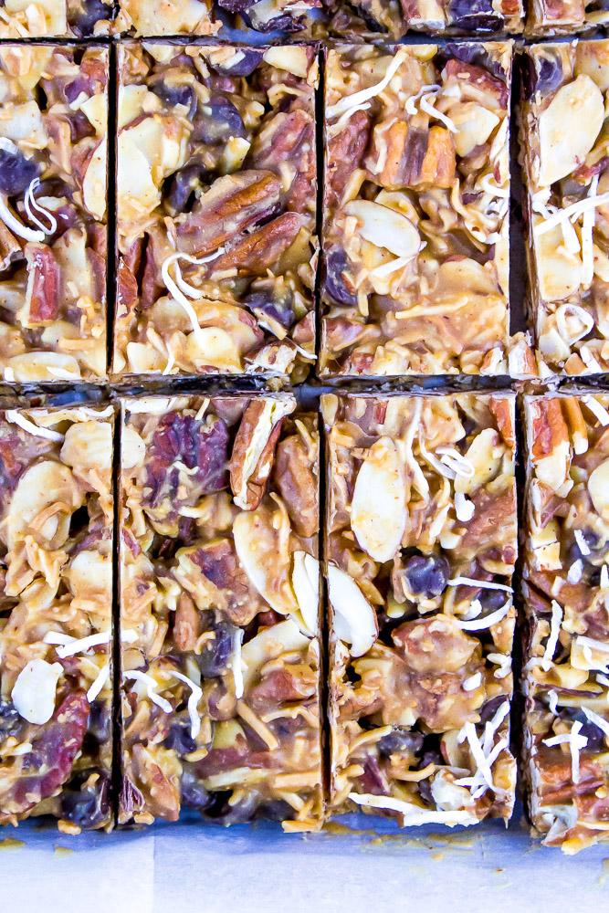 The almost perfect Keto Bars