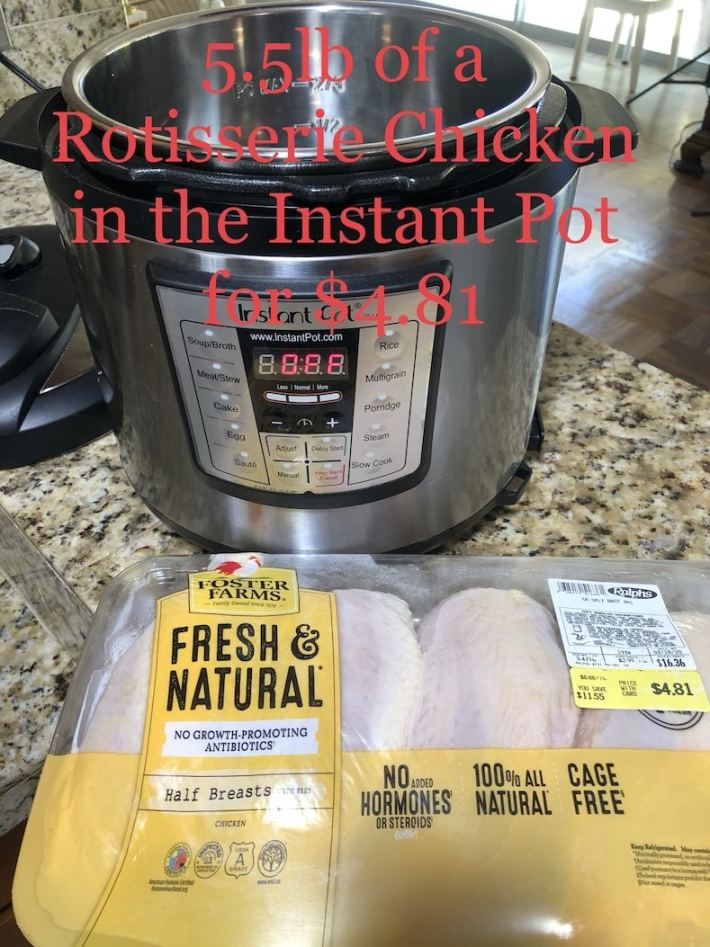 IP Rotisserie Chicken