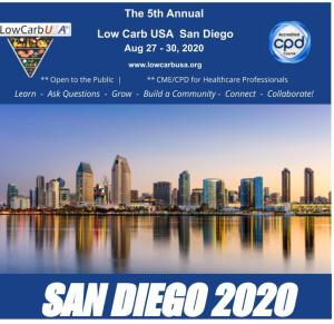 Low Carb USA 2020 Conference