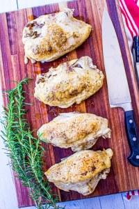 Perfect Rotisserie Chicken
