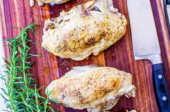 Instant Pot Rotisserie Chicken