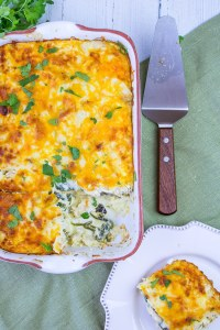 Chicken Chile Casserole