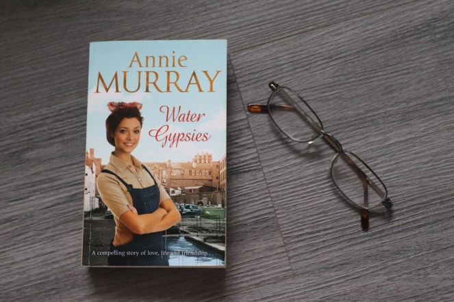 Front cover of Water Gypsies by Annie Murray