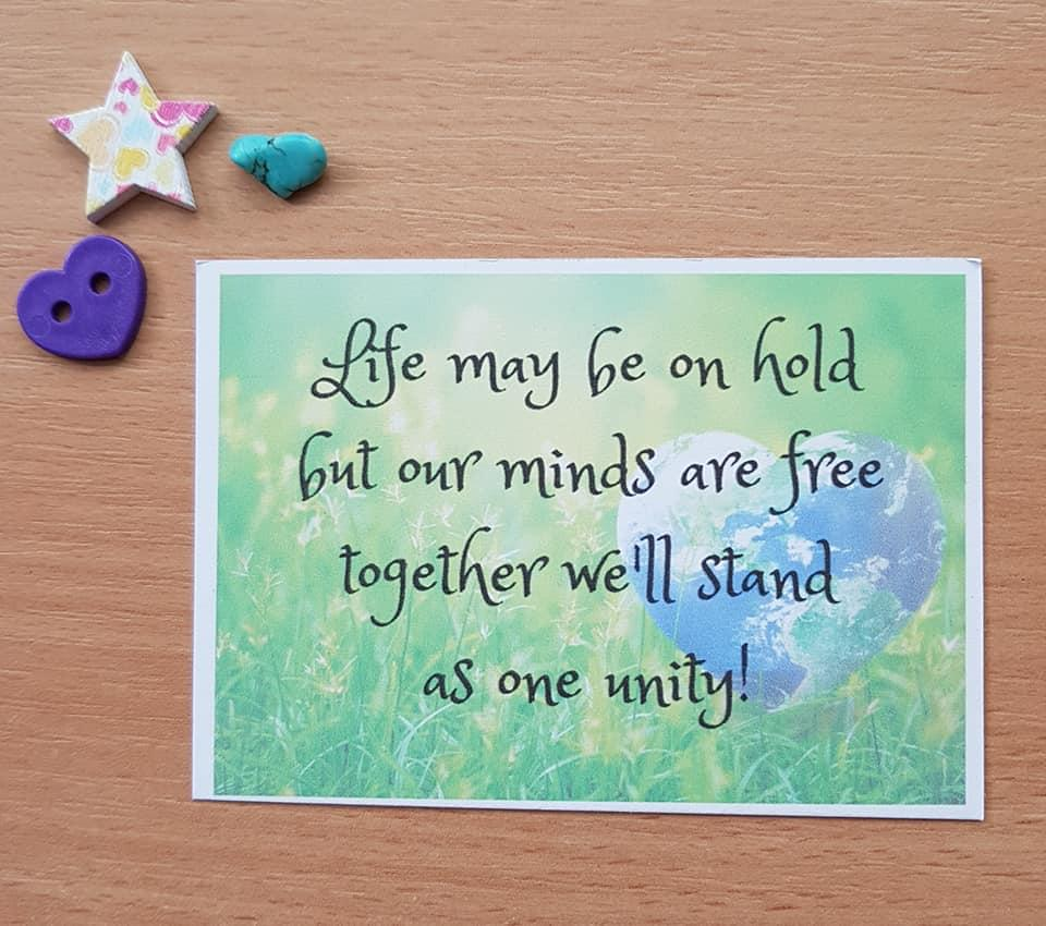 Life may be on hold quote