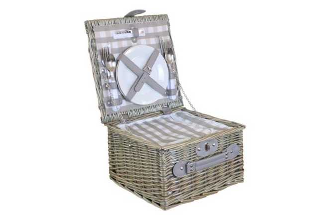 Quirky Gift Willow Chiller Picnic Hamper