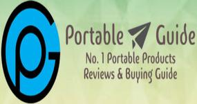 Meet my April advertisers Portable Guide logo