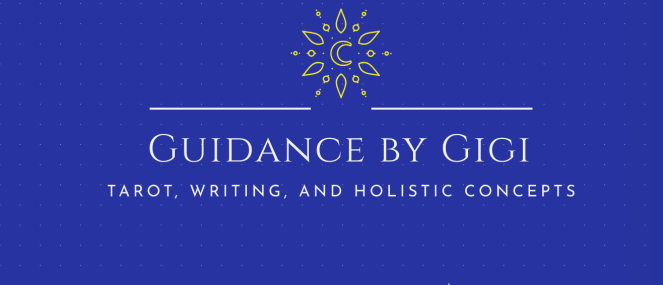 Meet my April Advertisers Guidance By GiGi logo