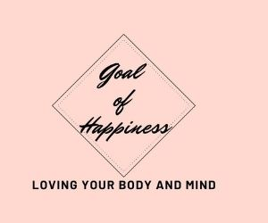 Meet My July Advertisers Goal Of Happiness Blog Logo