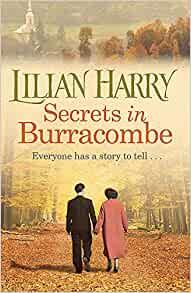 Secrets In Burracombe Book Cover
