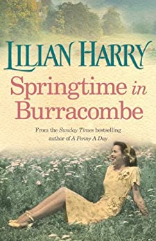 Springtime In Burracombe book cover