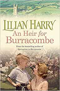 An Heir For Burracombe Book Cover