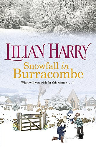 Snowfall in Burracombe book cover