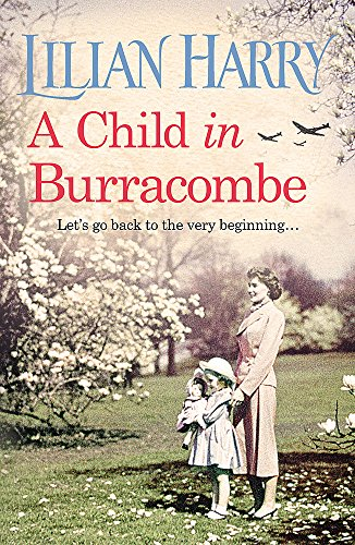 A Child In Burracombe Book Cover