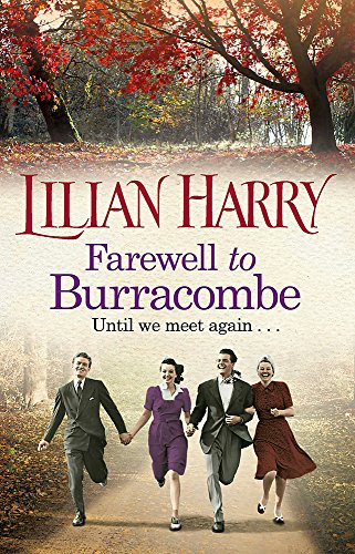 Farewell To Burracombe Book Cover.