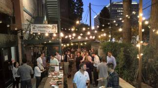 Joint Happy Hour with APWA