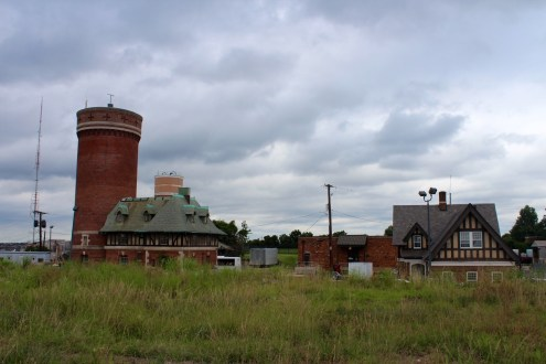 Fort Reno Green Roof
