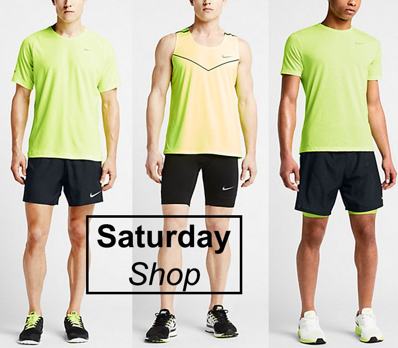 Nike Running Gear in The Kentucky Gent's Saturday Shop