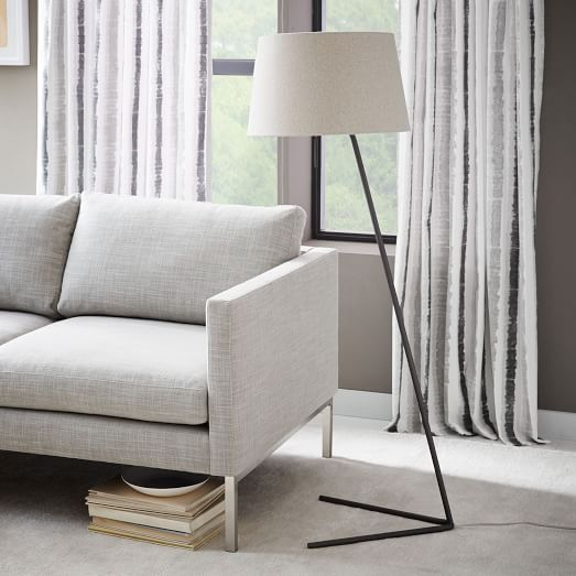 Saturday Shop: Floor Lamps from west elm