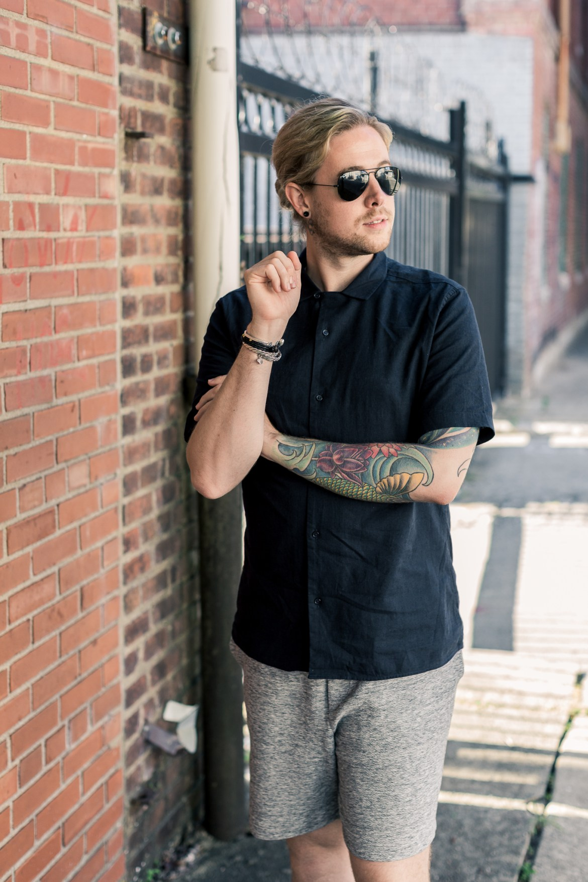 mens style blog, personal style blog, the kentucky gent, mens hm clothing, Connecting things