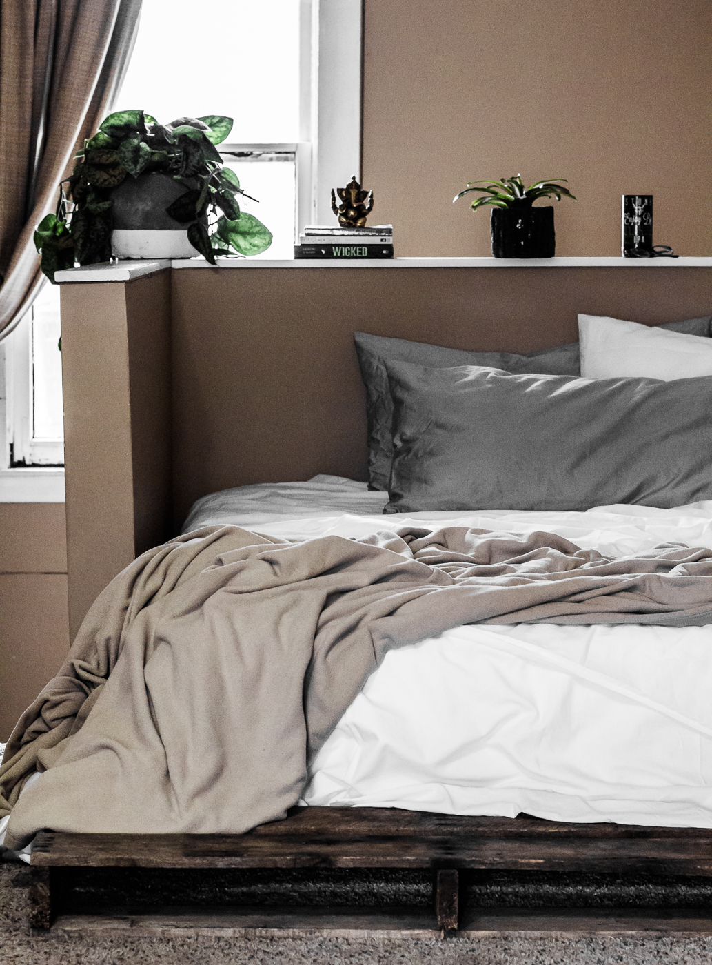 authenticity 50, authenticity 50 bedding, made in america bedding, spring cleaning tips, bedroom spring cleaning
