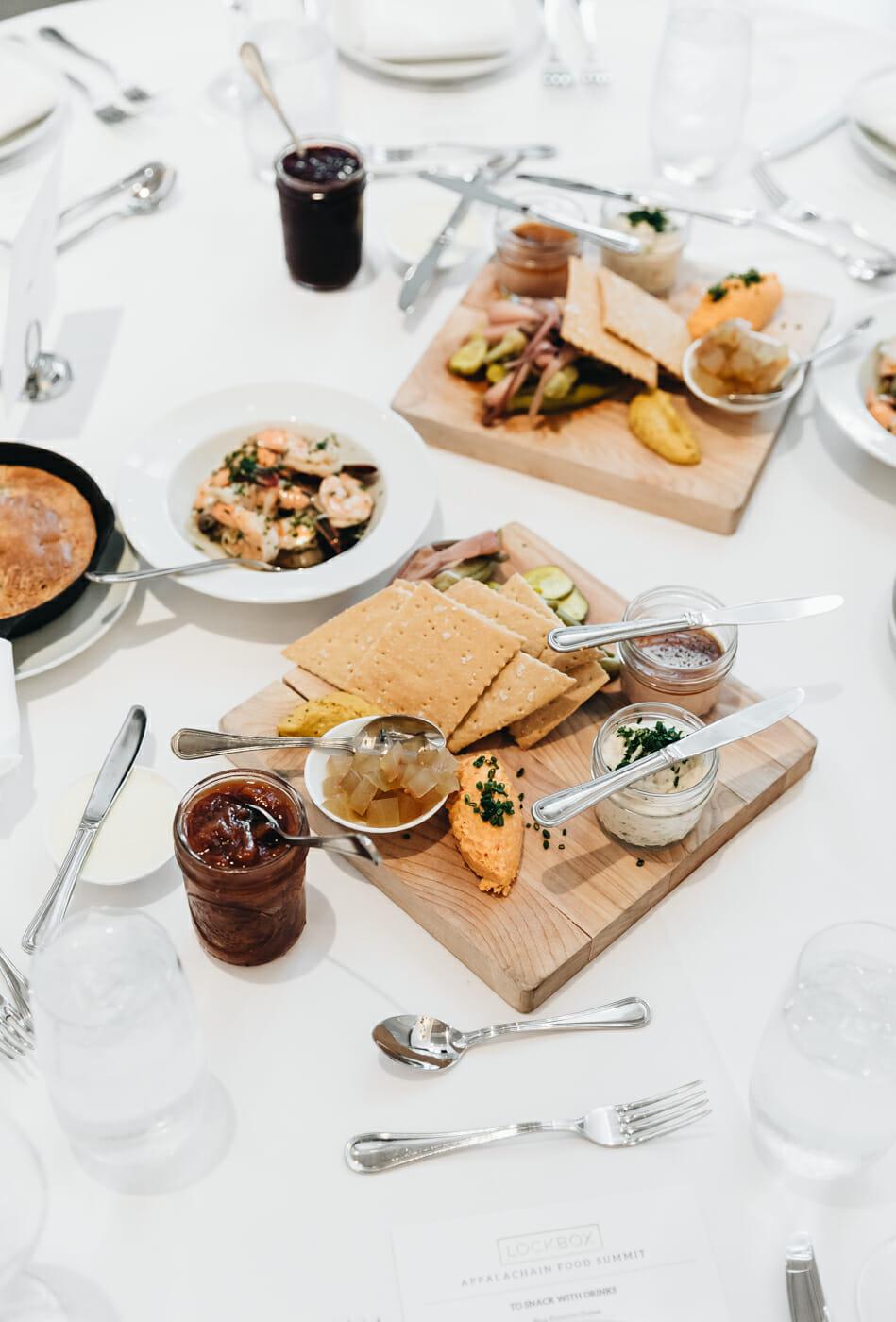 Appalachian Food Summit Dinner at 21c Lexington