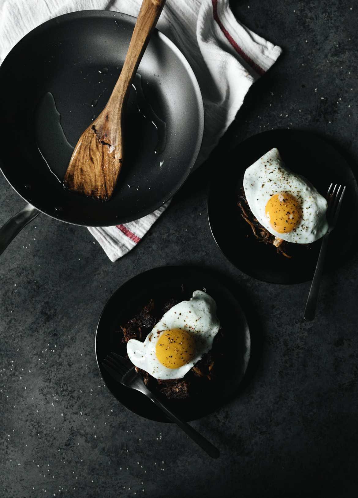 sunny side up egg recipe